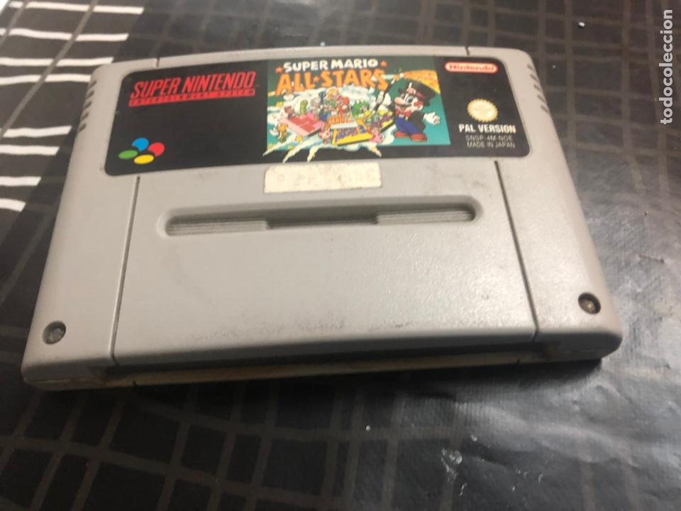 JUEGO SNES SÚPER MARIO ALL-STARS (Juguetes - Videojuegos y Consolas - Nintendo - SuperNintendo)