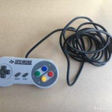 Videojuegos y Consolas: MANDO CONTROL PAD SUPER NINTENDO SNES. Lote 172934890