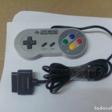 Videojuegos y Consolas: MANDO PAD JOYPAD PARA O SUPER NINTENDO SNES. Lote 172942859