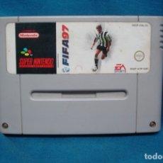 Videojuegos y Consolas: JUEGO FIFA 97 PARA SUPER NINTENDO. Lote 173203628