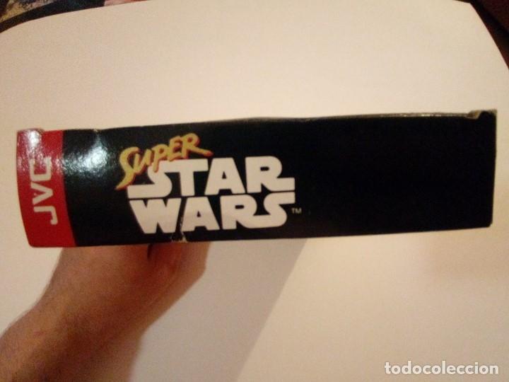 Videojuegos y Consolas: CAJA DE JUEGO SNES-SUPER STAR WAR-PAL - Foto 6 - 173206578