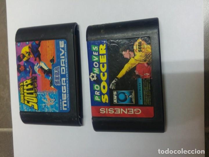 LOTE 2 JUEGOS PARA SEGA MEGADRIVE (Juguetes - Videojuegos y Consolas - Nintendo - SuperNintendo)