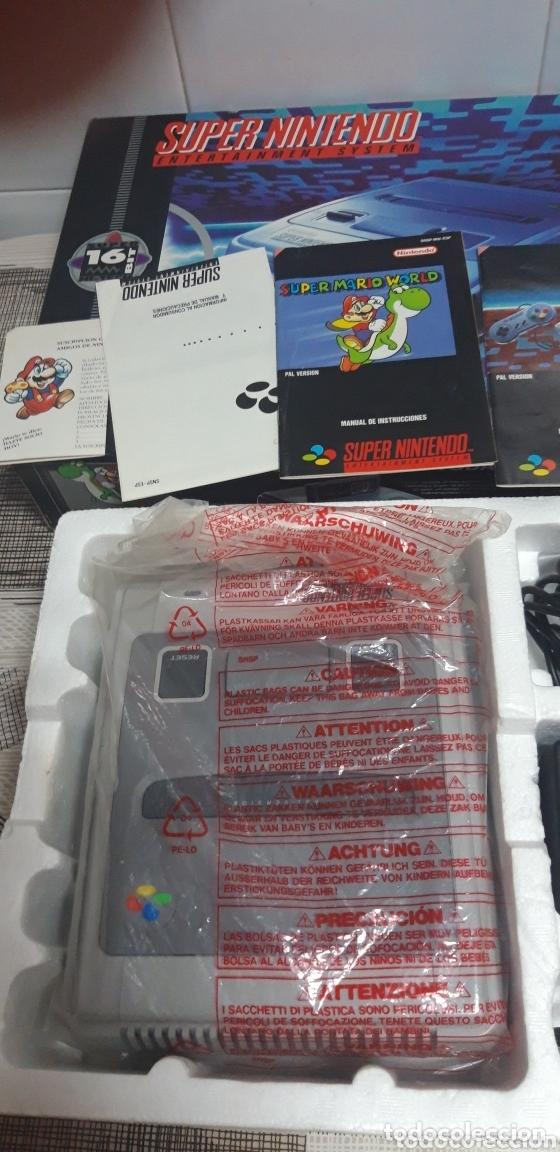 Videojuegos y Consolas: Super Nintendo - Foto 4 - 174105933