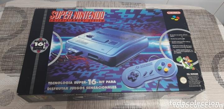 SUPER NINTENDO (Juguetes - Videojuegos y Consolas - Nintendo - SuperNintendo)