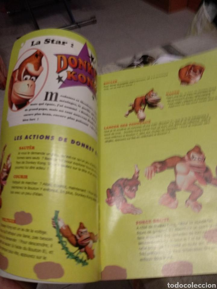 Videojuegos y Consolas: DONKEY KONG COUNTRY ,MANUALES en frances - Foto 3 - 174343565
