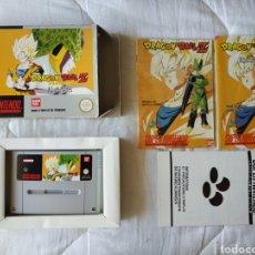 Videojuegos y Consolas: DRAGON BALL Z SUPER NINTENDO SNES. Lote 175598304