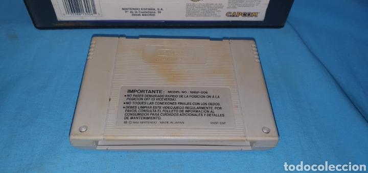 Videojuegos y Consolas: Juego cartucho para súper nintendo street fighter 2 turbo - Foto 4 - 175764490