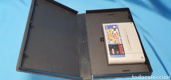 Videojuegos y Consolas: Juego cartucho para súper nintendo street fighter 2 turbo - Foto 5 - 175764490