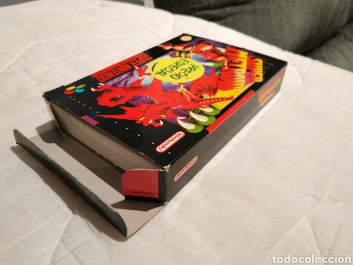 Videojuegos y Consolas: Super Metroid SUPER NINTENDO SNES - Foto 4 - 175595153