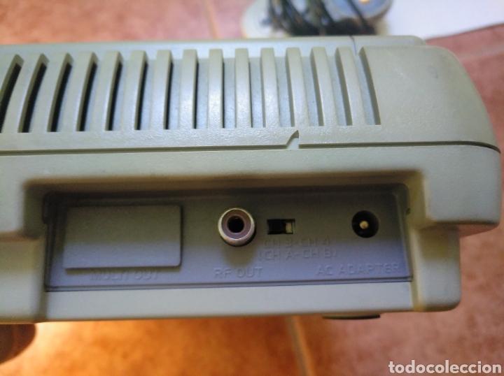Videojuegos y Consolas: Consola super Nintendo original 1992 super street fighter 2 con mando y cables originales. - Foto 2 - 176203450