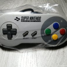 Videojuegos y Consolas: MANDO SUPER NINTENDO SNES. Lote 176512692