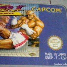 Videojuegos y Consolas: STREET FIGHTER II SUPERNINTENDO PAL . Lote 177001577