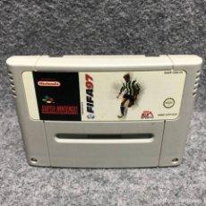 Videojuegos y Consolas: FIFA 97 SUPER NINTENDO SNES. Lote 177232797