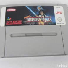 Videojuegos y Consolas: JUEGO SUPER NINTENDO - SUPER STAR WARS RETURN OF THE JEDI (JAPAN-1992). Lote 178995693