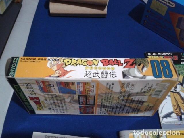 Videojuegos y Consolas: JUEGO PARA SUPER NINTENDO SNES ( DRAGON BALL Z - SUPER BUTODEN ) FAMICOM JAPAN BANDAI - Foto 10 - 180406422