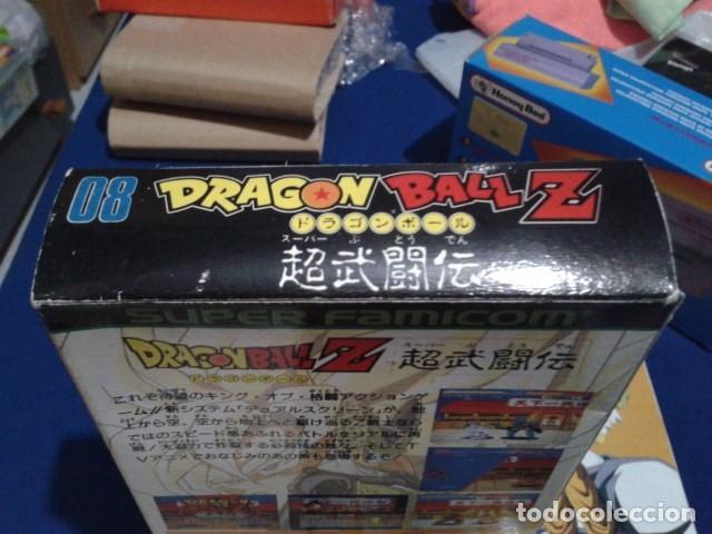 Videojuegos y Consolas: JUEGO PARA SUPER NINTENDO SNES ( DRAGON BALL Z - SUPER BUTODEN ) FAMICOM JAPAN BANDAI - Foto 11 - 180406422