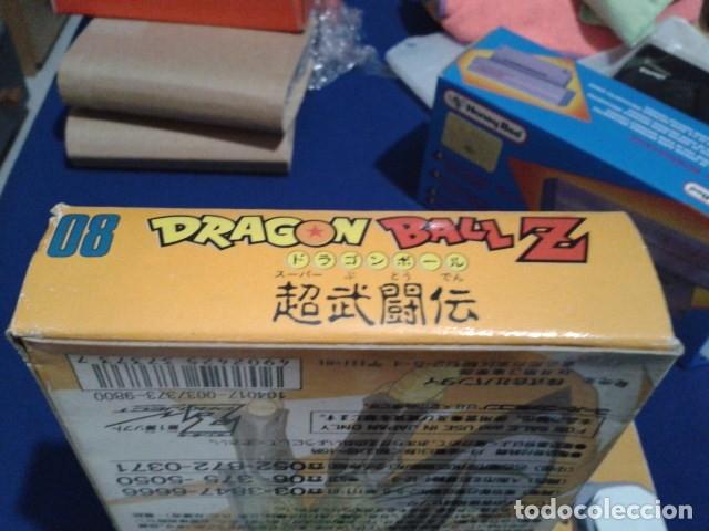 Videojuegos y Consolas: JUEGO PARA SUPER NINTENDO SNES ( DRAGON BALL Z - SUPER BUTODEN ) FAMICOM JAPAN BANDAI - Foto 12 - 180406422