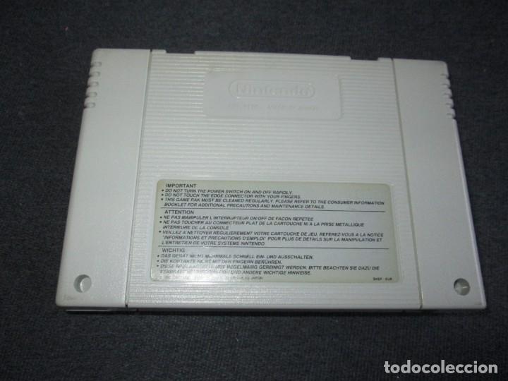 Videojuegos y Consolas: SUPER NINTENTO (SNES) ~ SUPER TENNIS ~ PAL/EUR - Foto 2 - 181717945
