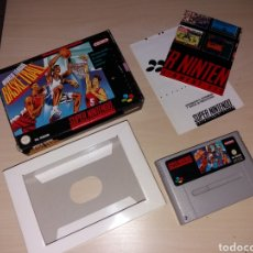 Videojuegos y Consolas: SUPER NINTENDO - WORLD LEAGUE BASKETBALL. Lote 187326231