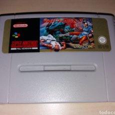 Videojuegos y Consolas: SUPER NINTENDO - STREET FIGHTER II. Lote 187421718