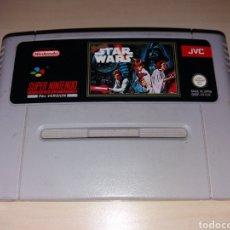 Videojuegos y Consolas: SUPER NINTENDO - STAR WARS. Lote 187421836