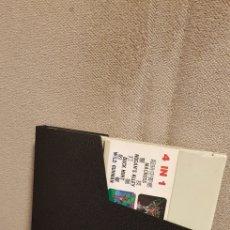 Videojuegos y Consolas: 4 IN 1 MACROSS, HOGANS ALLEY, DUCK HUNT, WILD GUNMAN, NES. Lote 190043687