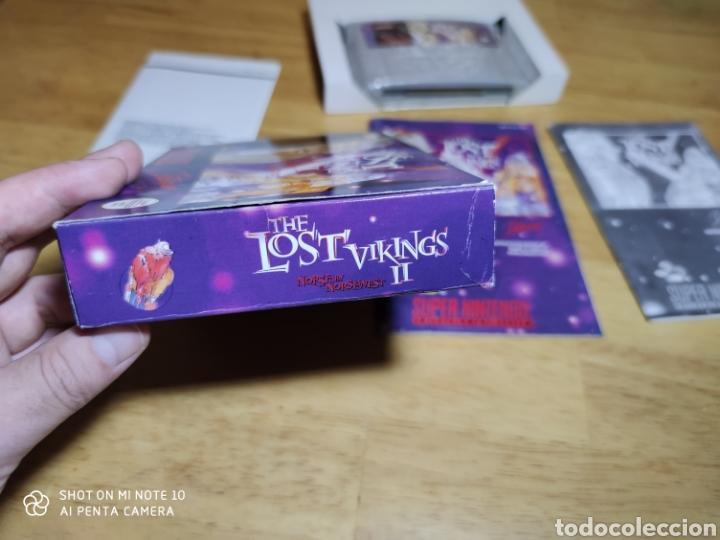 Videojuegos y Consolas: The Lost Vikings II super nintendo snes - Foto 11 - 190900278