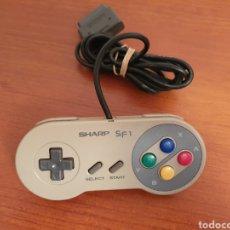 Videojuegos y Consolas: MANDO ORIGINAL SUPER FAMICON SHARP SFQ. Lote 191657468