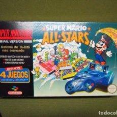 Videojuegos y Consolas: OFERTON !!! CONSOLA SUPER NINTENDO SUPER MARIO ALL STARS IMPECABLE. Lote 194906573