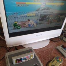 Videojuegos y Consolas: SUPER NINTENDO SNES. Lote 194935662