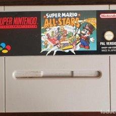 Videojuegos y Consolas: SUPER MARIO ALL STARS. Lote 195057458