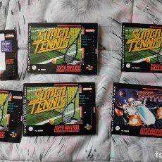 Videojuegos y Consolas: LOTE DE 6 TARJETAS DE SUPER NINTENDO . Lote 197290011