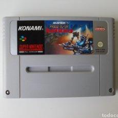 Jeux Vidéo et Consoles: PROBOTECTOR SUPER NINTENDO SNES. Lote 198255803