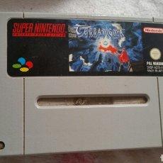 Videojuegos y Consolas: TERRANIGMA SUPER NINTENDO. Lote 198338546