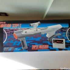 Videojuegos y Consolas: SUPER NINTENDO SCOPE 6 SUPER NINTENDO SNES. Lote 198617235