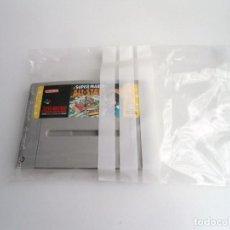 Videojuegos y Consolas: SUPER MARIO ALL STARS - SUPER NINTENDO SUPERNINTENDO SNES - CARTUCHO - MUY BUEN ESTADO. Lote 199172343