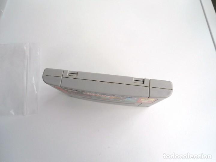 Videojuegos y Consolas: VIRTUAL SOCCER - SUPER NINTENDO SUPERNINTENDO SNES - CARTUCHO - MUY BUEN ESTADO - Foto 4 - 199172521