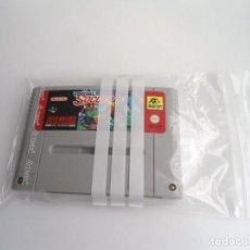 Videojuegos y Consolas: VIRTUAL SOCCER - SUPER NINTENDO SUPERNINTENDO SNES - CARTUCHO - MUY BUEN ESTADO. Lote 199172521