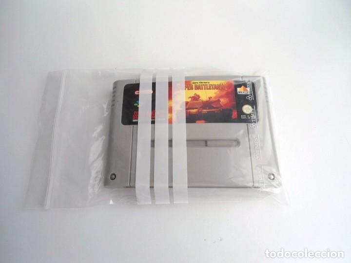 SUPER BATTLETANK - SUPER NINTENDO SUPERNINTENDO SNES - CARTUCHO - MUY BUEN ESTADO (Juguetes - Videojuegos y Consolas - Nintendo - SuperNintendo)