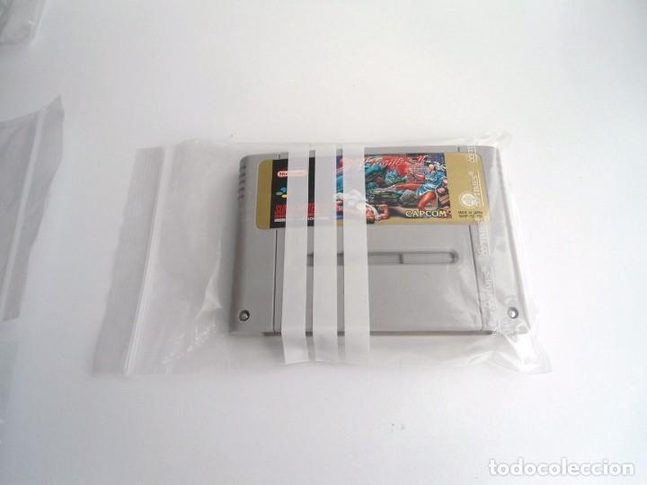 STREET FIGHTER II 2 - SUPER NINTENDO SUPERNINTENDO SNES - CARTUCHO - MUY BUEN ESTADO (Juguetes - Videojuegos y Consolas - Nintendo - SuperNintendo)