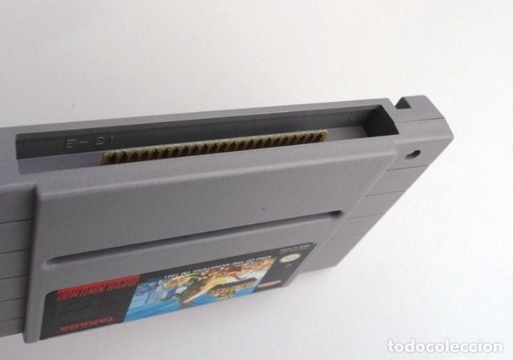 Videojuegos y Consolas: KING OF MONSTERS NTSC USA - SUPER NINTENDO SUPERNINTENDO SNES - CARTUCHO - MUY BUEN ESTADO - Foto 5 - 199173801