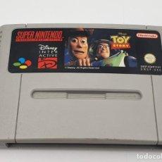 Videojuegos y Consolas: JUEGO TOY STORY DISNEY PAL EUR SUPER NINTENDO SNES.COMBINO ENVIO.. Lote 199758927