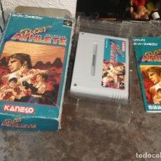 Videojuegos y Consolas: JUEGO POWER ATHLETE. KANEKO. MADE IN JAPÓN. SUPER FAMICOM . Lote 199930455