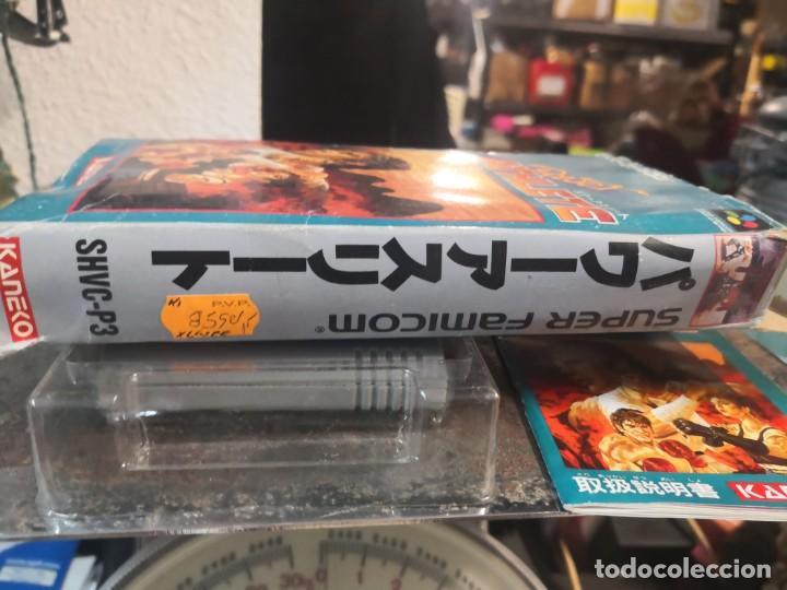 Videojuegos y Consolas: Juego POWER ATHLETE. KANEKO. MADE IN JAPÓN. SUPER FAMICOM - Foto 8 - 199930455