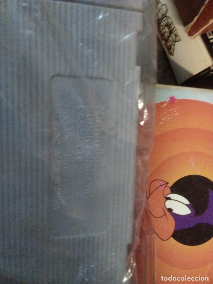 Videojuegos y Consolas: Lote 6 Juegos SUPER NINTENDO de Famicom y otros en su caja (Street fighter, Aladin, alien y otros) - Foto 8 - 200370401