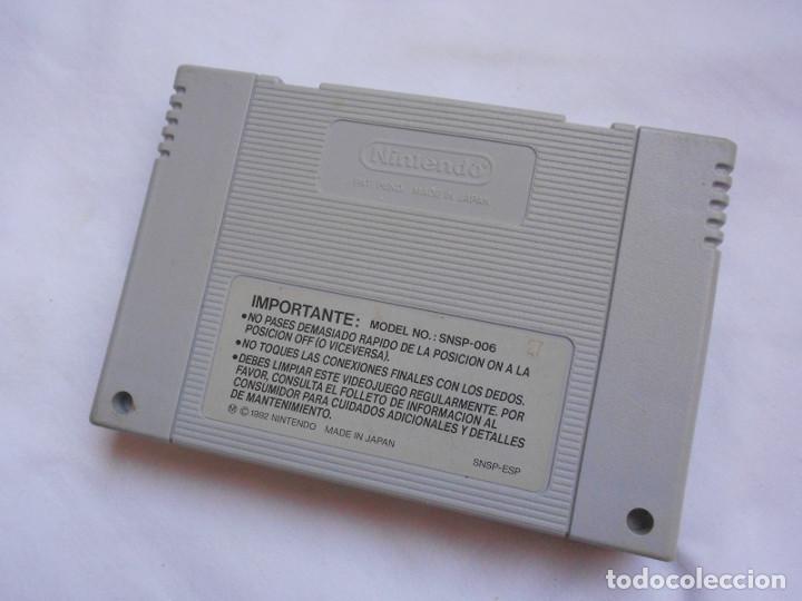Videojuegos y Consolas: RANMA 1/2 - JUEGO PARA CONSOLAS SUPER NINTENDO - SNES - SOLO CARTUCHO - PAL ESPAÑA - Foto 2 - 205001638