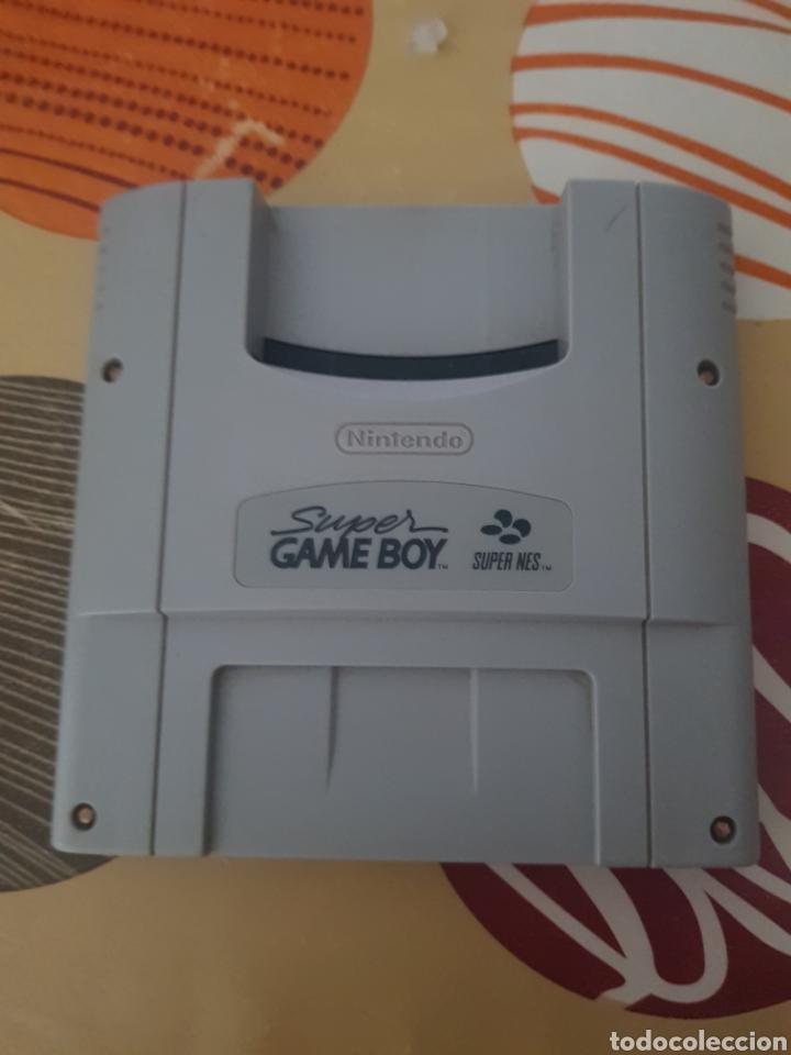 SUPER GAMEBOY (Juguetes - Videojuegos y Consolas - Nintendo - SuperNintendo)