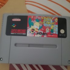 Videojuegos y Consolas: KRUSTY SUPER FUN HOUSE. Lote 205043061