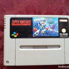 Videojuegos y Consolas: JUEGO SÚPER NINTENDO - MEGA MAN X - PAL VERSIÓN (JAPAN ) , 1992. Lote 205457267