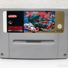 Videojuegos y Consolas: STREET FIGHTER II SUPER NINTENDO SNES. Lote 205758331